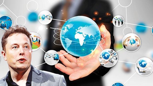 Küresel internet yolda