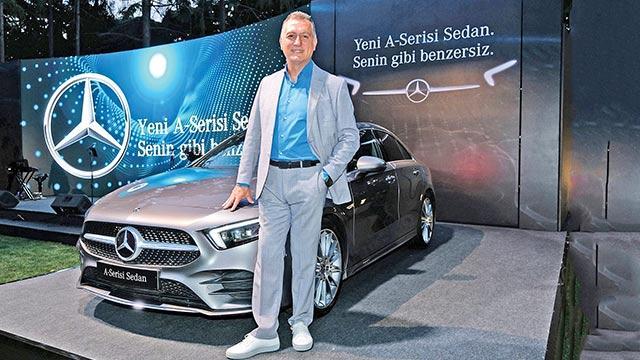 Premium segmentinin yeni yıldızı Mercedes-Benz A-Serisi Sedan Türkiye'de