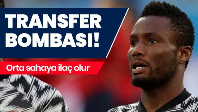 Beşiktaş orta saha sorunu kökten çözüyor