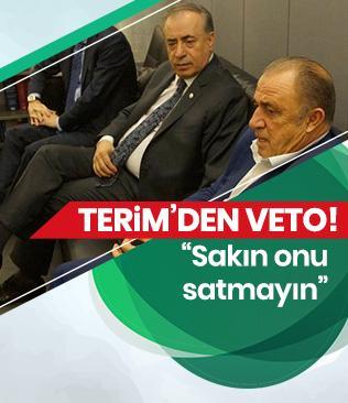Fatih Terim'den veto: Sakın Marcao'yu satmayın