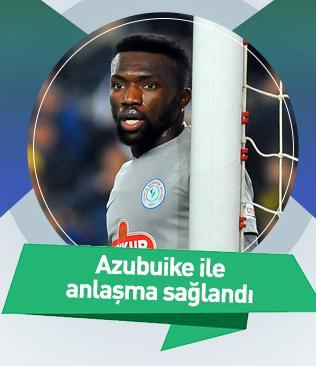 Beşiktaş, Okechukwu Azubuike ile anlaştı