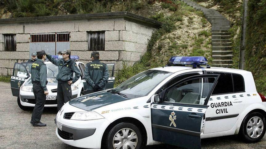 İspanya'da terör örgütü Galisya Direnişi'nin iki elebaşı yakalandı