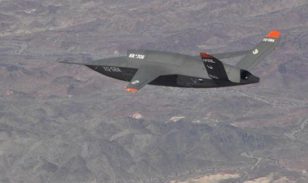 İnsansız hava aracı XQ-58A Valkyrie'nin ikinci uçuşunu başarıyla gerçekleştirdi