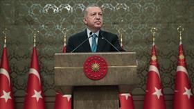 Cumhurbaşkanı Erdoğan: Kaynakların korunması tüm insanlığın iş birliğiyle mümkün