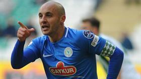 Çaykur Rizespor'dan ayrılan Aatif Chahechouhe, Antalyaspor ile sözleşme imzaladı
