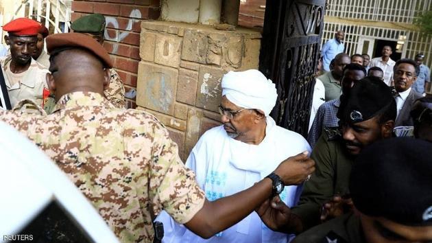 Sudan'ın devrik Lideri Beşir, darbeden sonra ilk kez görüntülendi