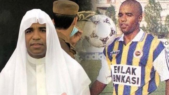 Fenerbahçe'nin eski yıldızı Sergio Ricardo Messios Neves, Müslüman oldu