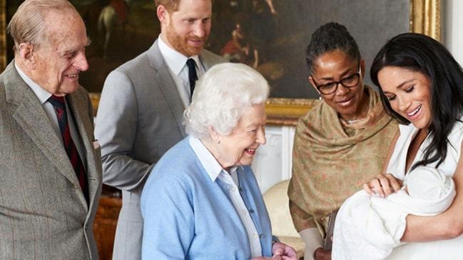 Prens Harry'yi, Megan Markle konusunda dedesi Edinburgh Dükü Prens Philip uyarmış