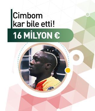 Galatasaray Diagne'den bir de kar etti