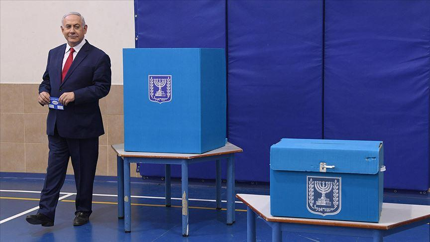 İşgalci İsrail'de siyasi kültürün ve istikrarın testi olarak erken seçimler