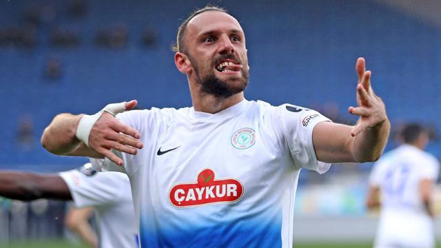 Çaykur Rizespor Başkanı Hasan Kartal: Vedat Muriqi için Galatasaray ve Fenerbahçe'den teklif var