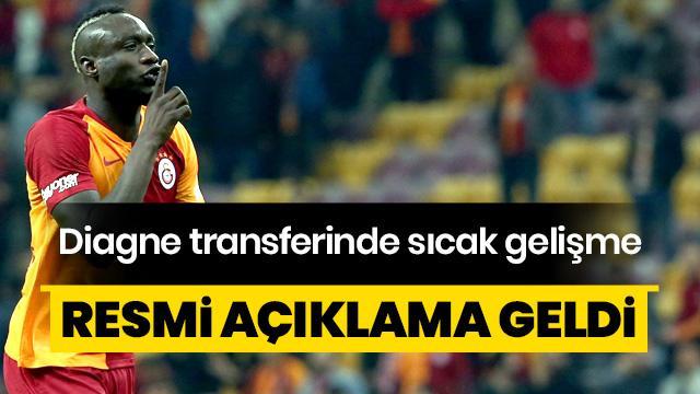 Mbaye Diagne'nin menajeri Claudio Druetta: Bilgi kirliliği var, resmi teklif henüz gelmedi