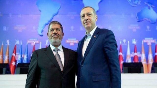 Başkan Erdoğan'dan Mursi'nin vefatının ardından açıklama yaptı