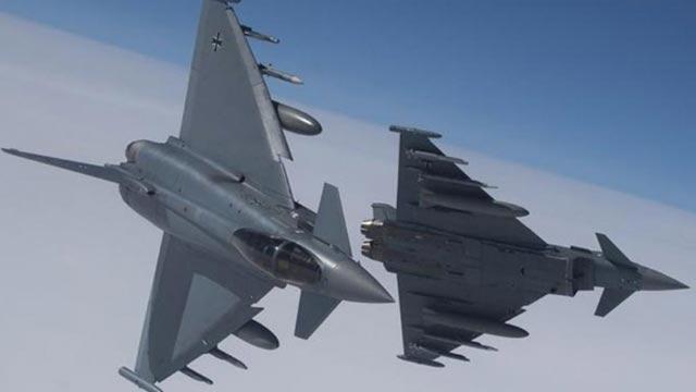 Alman-Fransız ortak savaş uçağı projesine İspanya da katıldı
