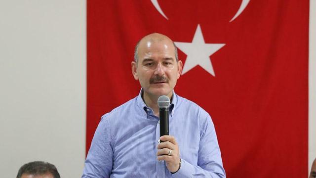 Bakan Soylu: İmamoğlu, neredeyse 'Marmaray'ın ihalesini ben yaptım.' diyecek