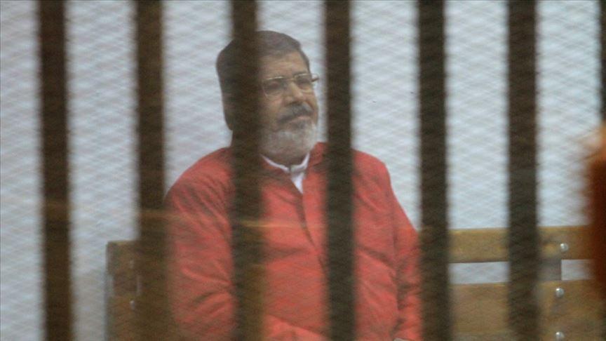 BM Mursi'nin ölümüne sessiz