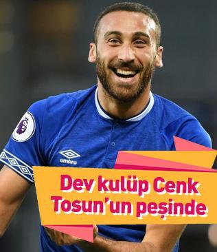 Borussia Dortmund Cenk Tosun'un peşinde