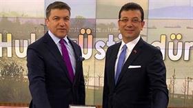 Ekrem İmamoğlu ile İsmail Küçükkaya yayından önce otelde görüşmüş
