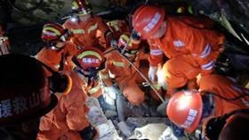 Çin'de şiddetli deprem: Çok sayıda ölü ve yaralı var