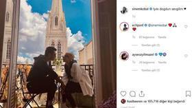 Sinem Kobal'dan eşi Kenan İmirzalıoğlu için romantik doğum günü paylaşımı