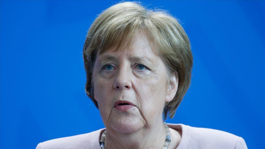 Almanya Başbakanı Merkel: İran ile ihtilafı barışçıl çözmek lazım