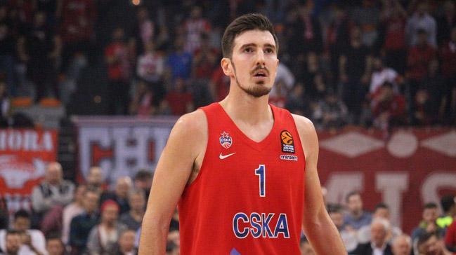 Nando De Colo CSKA Moskova'dan ayrıldı