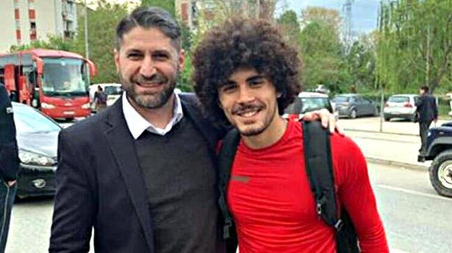 Vardar'da forma giyen Ali Adem için Sporting Lizbon devrede