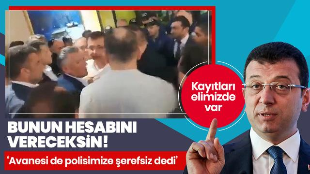 Başkan Erdoğan'dan İmamoğlu'na 'Ordu' tepkisi
