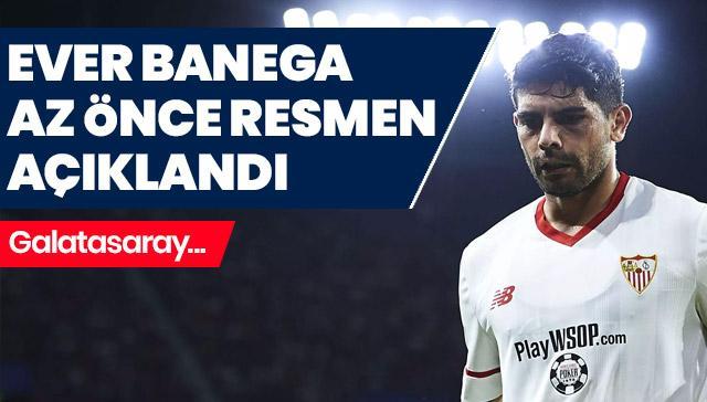 Monchi'den Ever Banega sözleri: Galatasaray'la ne görüştük ne de onlardan teklif aldık