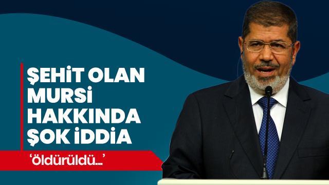 """""""Mursi ölmedi yavaş yavaş öldürüldü"""""""