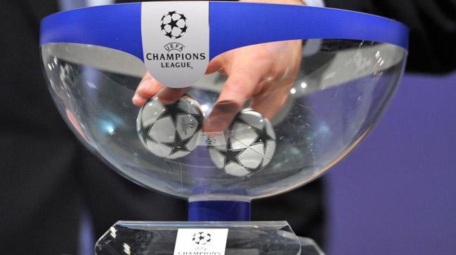 Şampiyonlar Ligi'nde 1. ön eleme turu kuraları çekildi