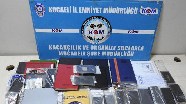 Kocaeli merkezli 3 ilde ihale çetesine düzenlenen operasyonda 33 kişi gözaltına alındı