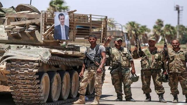 Esed rejimi sınırda Lübnanlı 2 güvenlik görevlisini alıkoydu