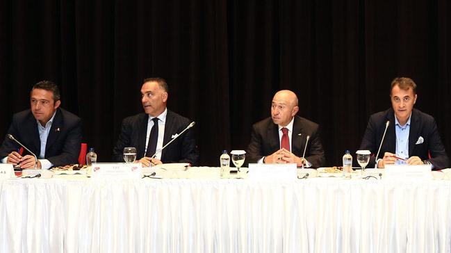 Mustafa Cengiz, Kulüpler Birliği Vakfı'nın toplantısına katılmadı