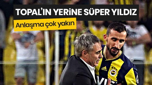 Mehmet Topal'ın yerine dünyaca ünlü yıldız
