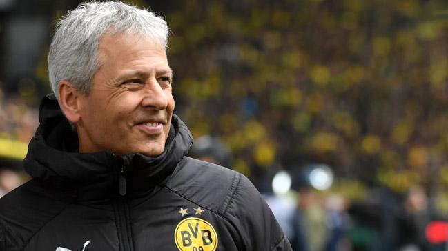 Borussia Dortmund'da teknik direktör Lucien Favre'nin sözleşmesi uzatıldı