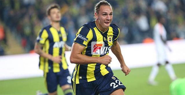 Fenerbahçeli Frey için Avrupa'dan 4 talip çıktı