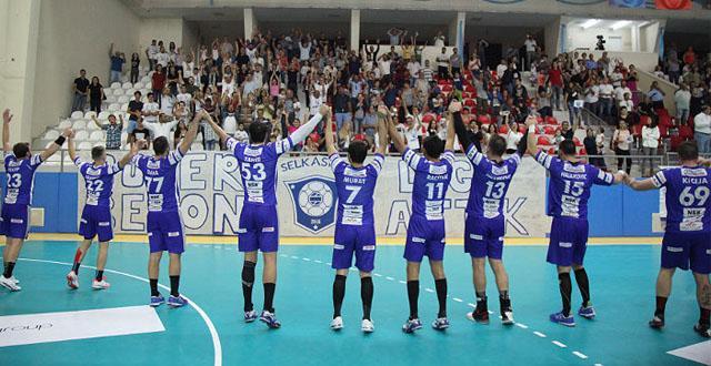 Eskişehir Selkaspor hentbol takımı ligden çekildi