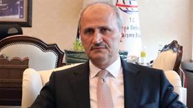 Bakan Turhan: Dünyanın en stratejik noktasındayız