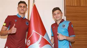 Trabzonspor, Atakan Gündüz ve Salih Kavrazlı ile anlaştığını KAP'a bildirdi
