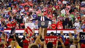 ABD Başkanı Trump, başkanlık kampanyasında bir günde 25 milyon dolar topladı