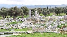 """""""Dionysos Tapınağı"""" gün yüzüne çıkarılacak"""