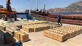 Son dakika... Türk narkotik ekipleri, uluslararası sularda 12 ton toz esrar ele geçirdi