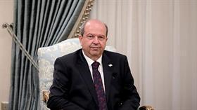 """KKTC Başbakanı Ersin Tatar'dan """"kararlılık"""" vurgusu"""