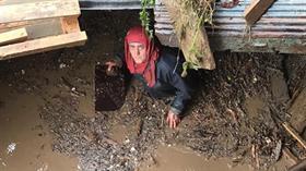 Trabzon'da sel felaketi: Hayatını kaybeden 3 kişiye ulaşıldı