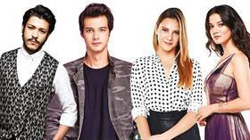 NetflIx'in yeni Türk dizisi Love 101' genç yıldızları buluşturuyor