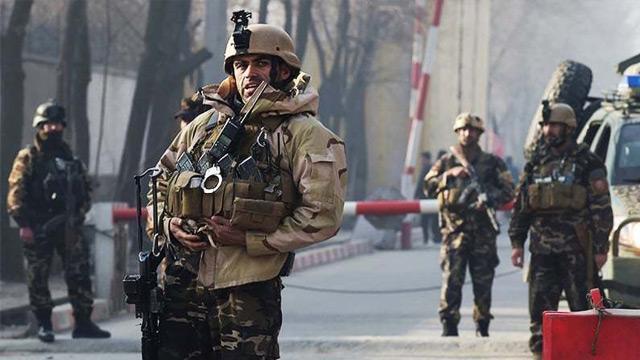Afganistan'da emniyet müdürü öldürüldü