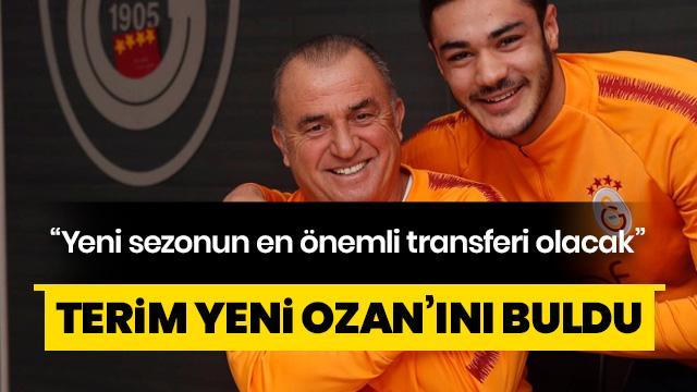 Terim'in yeni Ozan'ı