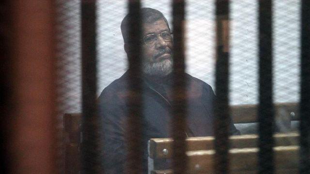 'Filistin, Mursi'nin aklında ve kalbindeydi'