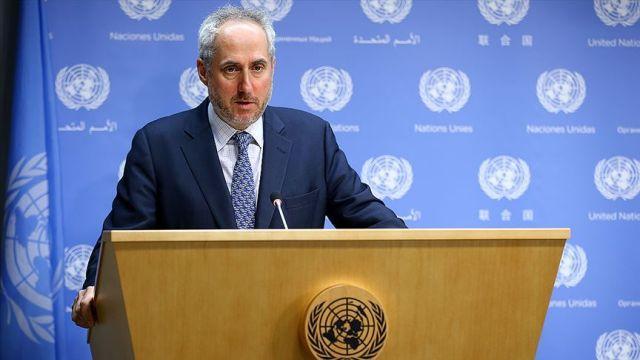 BM Sözcüsünden Kaşıkçı raporuna ilişkin açıklama